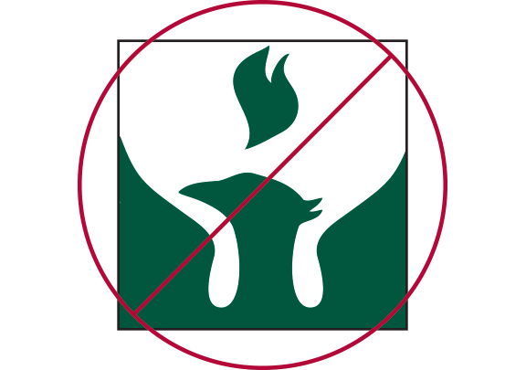 Phoenix Emblem Not Permitted Example