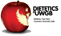 Dietetics of UWGB Graphic