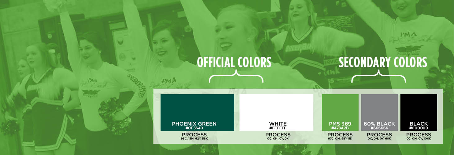 Official Colors
