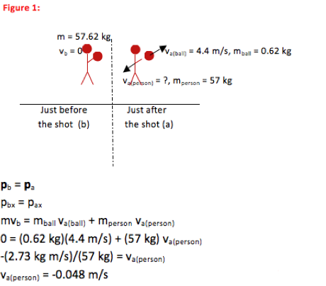 Conservation of Momentum Problem: Recoil Velocity - Physics