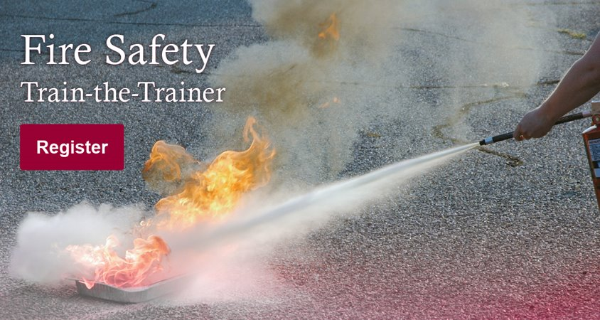 Fire Safety Train-the-Trainer