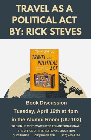 International travel management study