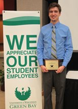 Logan Hendricks Employee of the Year
