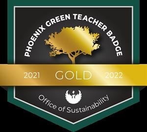 Uw Academic Calendar 2022.Green Teaching Badge Recipients Phoenix Green Teacher Badge Office Of Sustainability Uw Green Bay